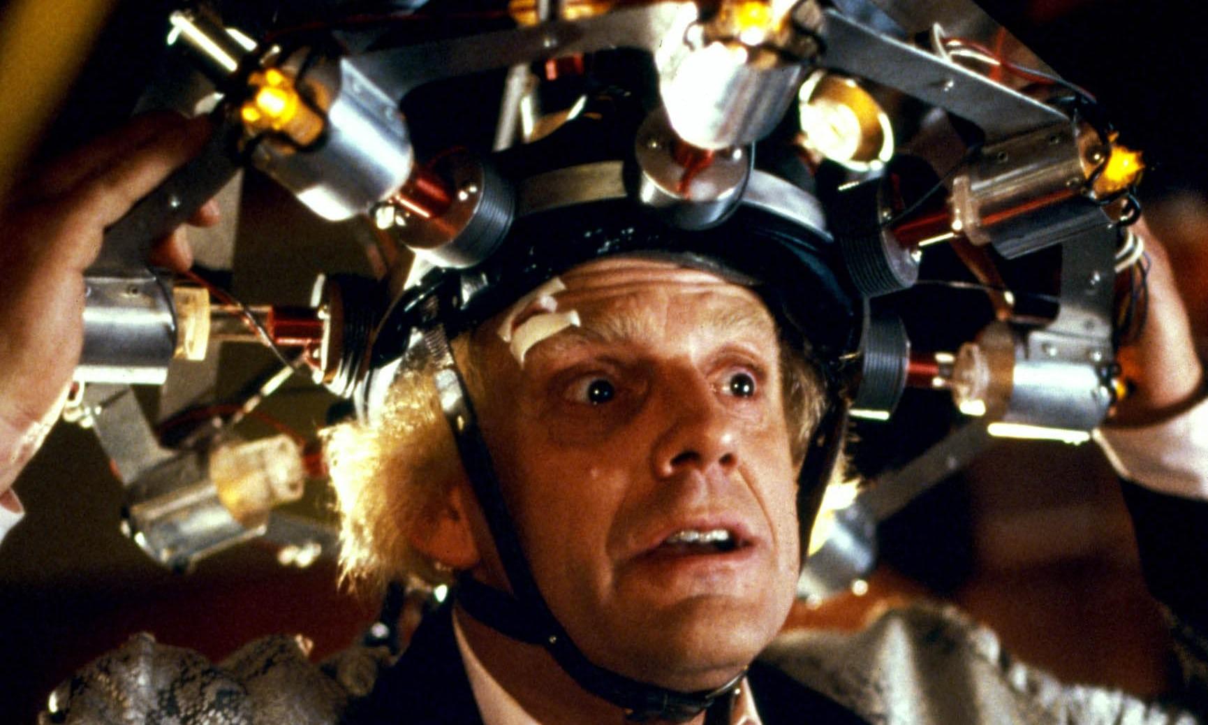 сканер головного мозга